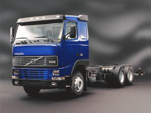 1993 Volvo FH16