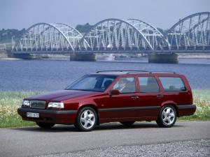 Volvo 850 SW Turbo 1994 года