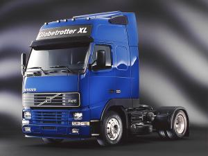 Volvo FH16 Globetrotter XL 1995 года