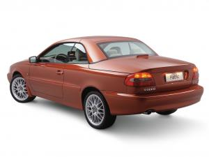 Volvo C70 Hatric by Valmet 2001 года