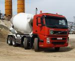 Volvo FM12 380 8x4 Rigid Day Cab with CIFA Mixer Body 2001 года
