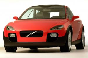 2001 Volvo Safety Concept Car