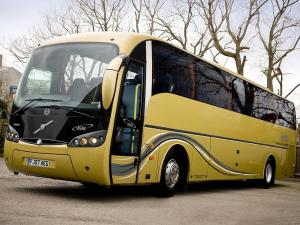 Volvo B7R Sideral by Sunsundegui 2006 года