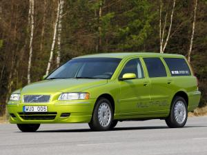 Volvo V70 Multi-Fuel 2006 года