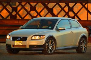 Volvo C30 T5 Version 2.0 2008 года