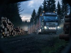 2008 Volvo FH16 600 6x4 Timber Truck