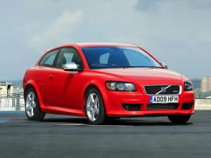 Volvo C30 R-Design DRIVe Efficiency 2009 года