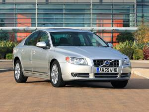 Volvo S80 DRIVe Efficiency 2009 года