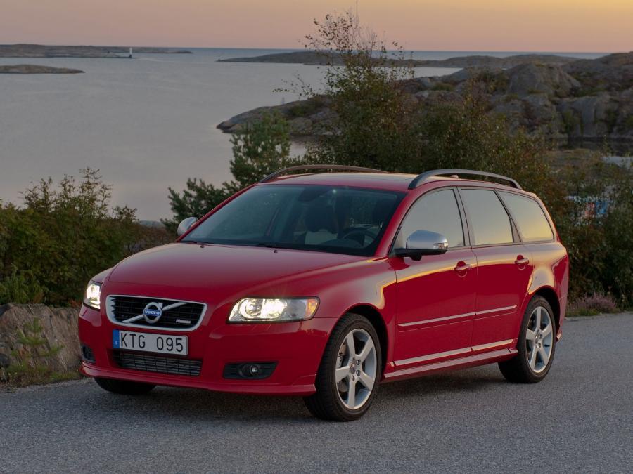 Volvo V50 RDesign 2010  VERcity