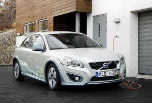 Volvo C30 DRIVe Electric 2011 года