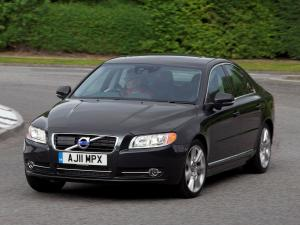 2011 Volvo S80 DRIVe Efficiency (UK)