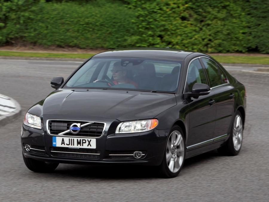 Volvo S80 DRIVe Efficiency