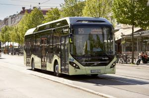 2014 Volvo 7900 Electric Hybrid
