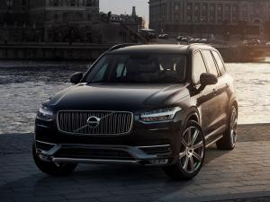 2014 Volvo XC90 T6 AWD First Edition