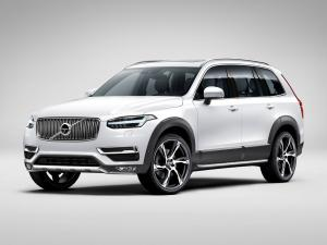 2014 Volvo XC90 T6 AWD Rugged Luxury