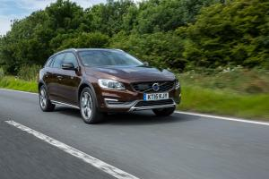 2015 Volvo V60 D3 Cross Country