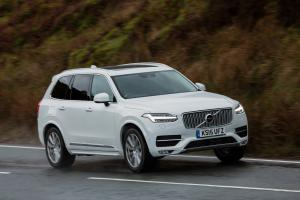 2015 Volvo XC90 D5 Inscription