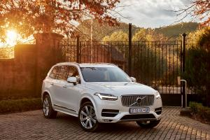 2015 Volvo XC90 T6 Inscription