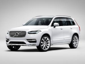 Volvo XC90 T6 Urban Luxury 2015 года