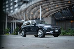 Volvo XC90 T8 Excellence 2015 года