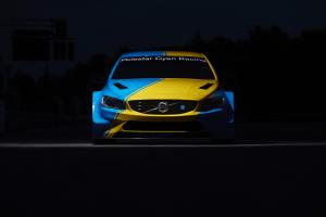 2016 Volvo S60 Polestar Art Car WTCC by Bernadotte and Kylberg