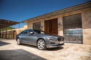 Volvo S90 D4 Inscription 2016 года