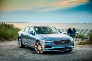 Volvo S90 T6 Inscription 2016 года