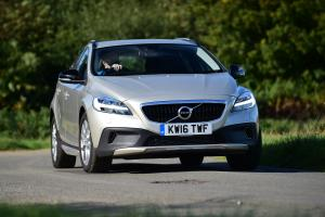 2016 Volvo V40 D2 Cross Country