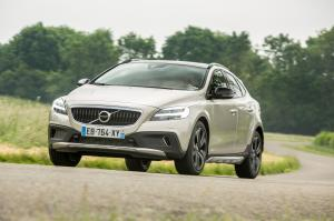 2016 Volvo V40 D3 Cross Country