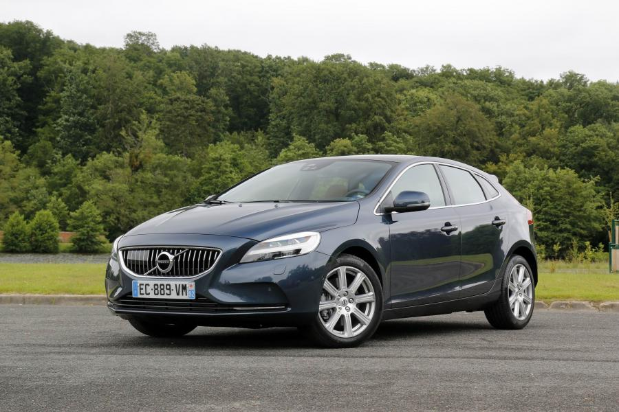 Volvo V40 D4 Inscription '2016