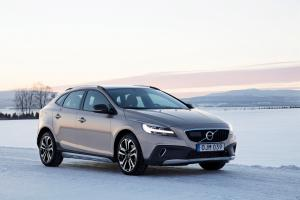 Volvo V40 T5 AWD Cross Country 2016 года