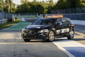 2016 Volvo V60 Polestar WTCC Safety Car