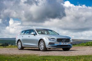 Volvo V90 D4 Inscription 2016 года