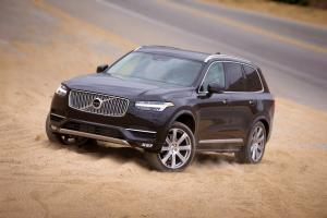 Volvo XC90 T6 AWD First Edition 2016 года