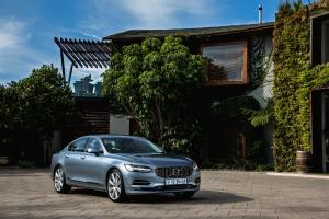 Volvo S90 D4 Inscription 2017 года