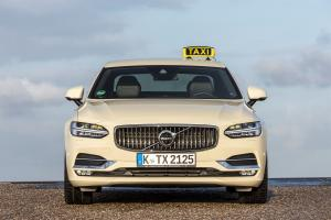 Volvo S90 D5 Inscription Taxi 2017 года