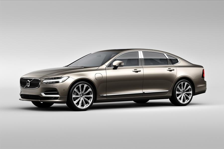 2017 Volvo S90 T8 Excellence