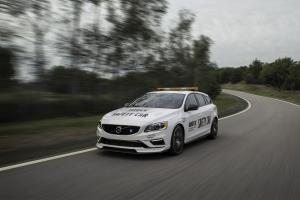 2017 Volvo V60 Polestar WTCC Safety Car