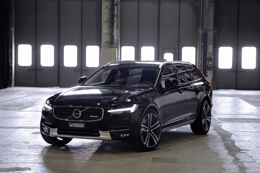 2017 Volvo V90 Cross Country by Heico Sportiv