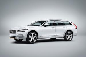 2017 Volvo V90 T6 Cross Country Volvo Ocean Race