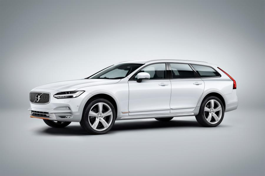 2017 Volvo V90 T6 Cross Country Volvo Ocean Race (WW)