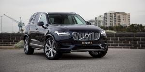 Volvo XC90 T8 Excellence 2017 года (AU)