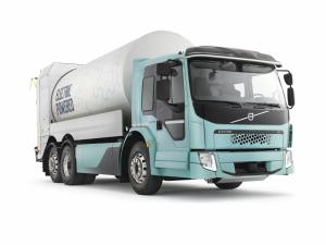 2018 Volvo FE Electric Refuse Collector