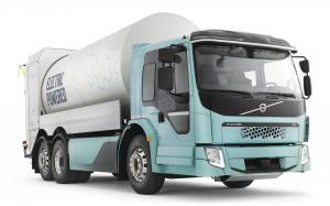 Volvo FE Electric Refuse Collector '2018