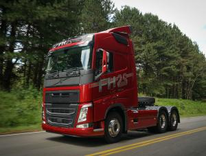 2018 Volvo FH 540 6x4 Tractor Globetrotter XL Cab 25 Year Special Edition