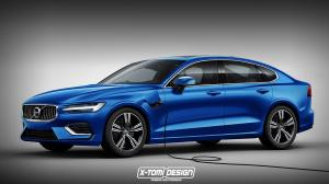 Volvo S60 by X-Tomi Design