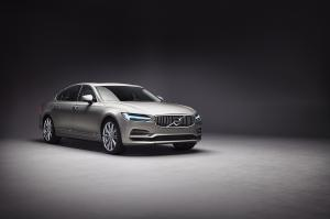 2018 Volvo S90 Ambience Concept