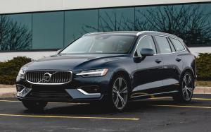 Volvo V60 T6 Inscription 2018 года (NA)