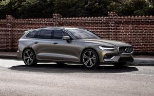 Volvo V60 T6 Inscription 2018 года (WW)