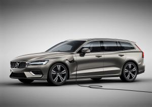 Volvo V60 T8 Inscription